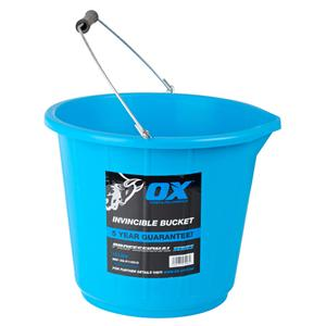 Blue OX Tools Builders Bucket