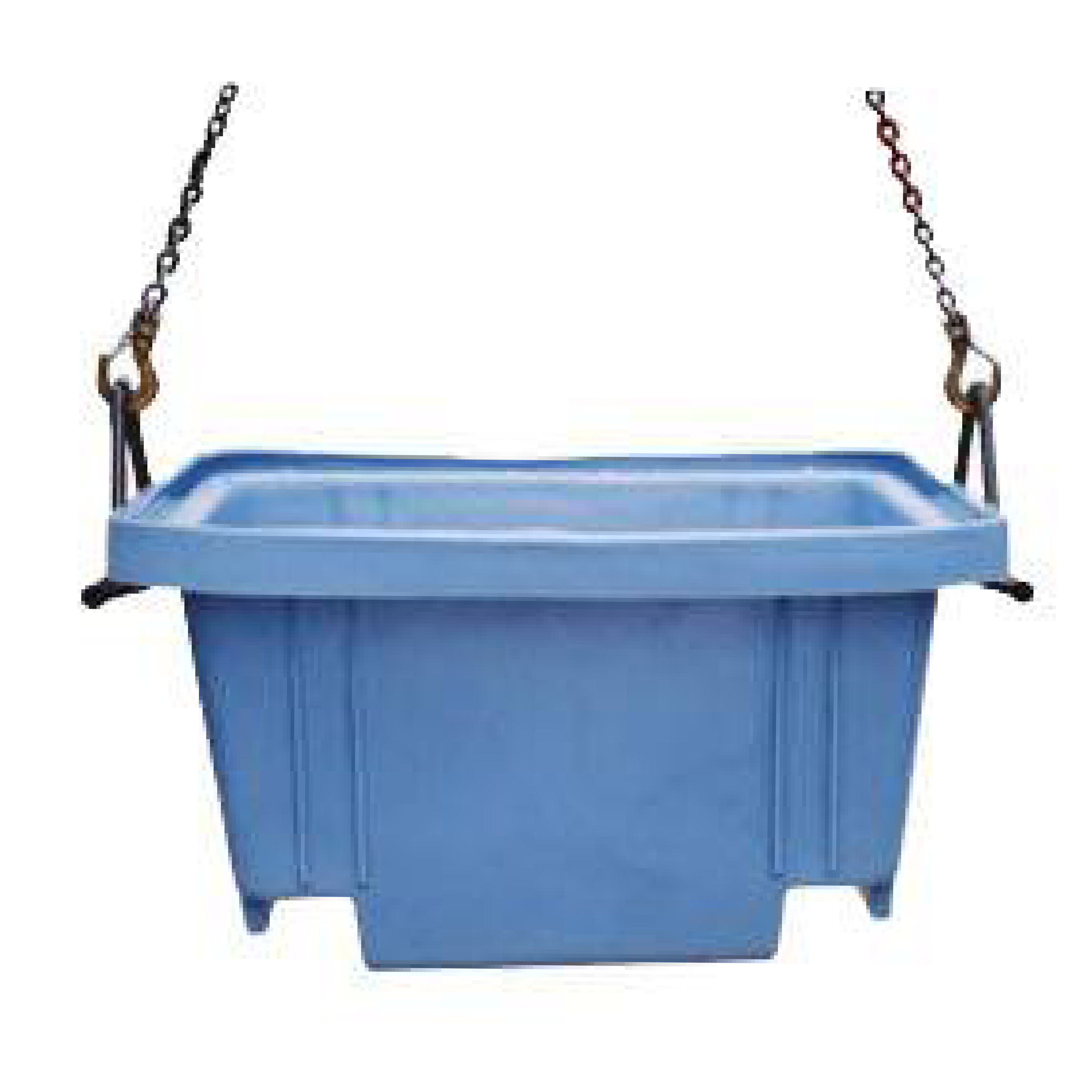 250 Litre Universal Mortar Tubs for Crane Or Fork Lifting