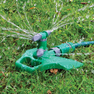Rotating Pulse Garden Sprinkler