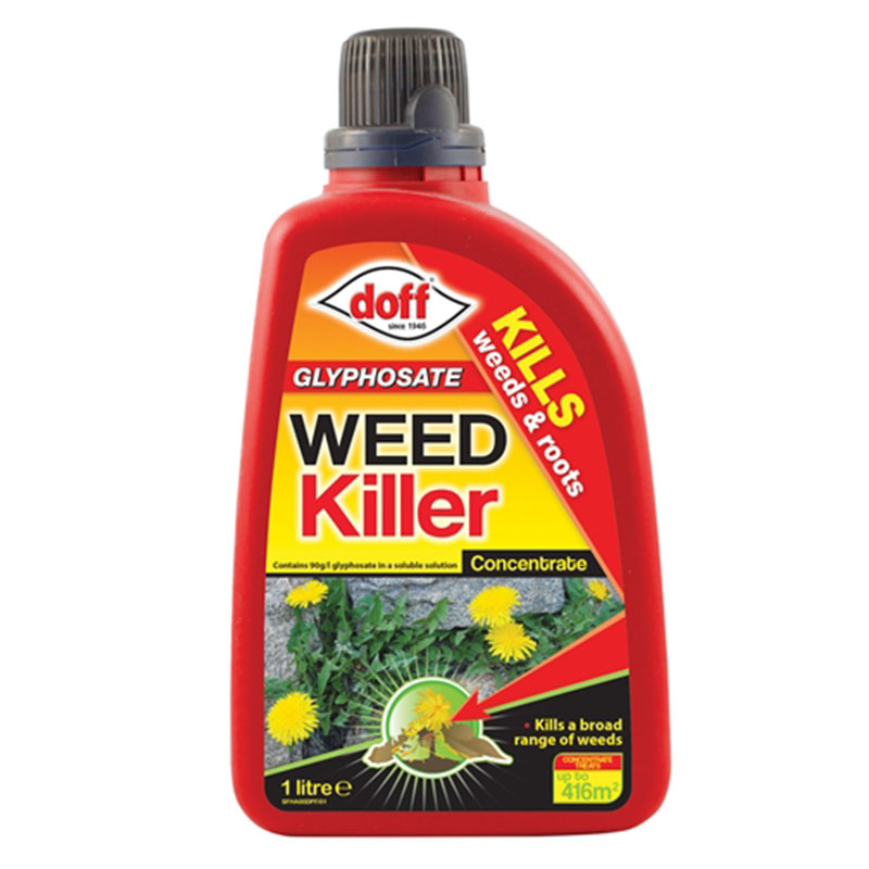 1 Litre Concentrated Weedkiller