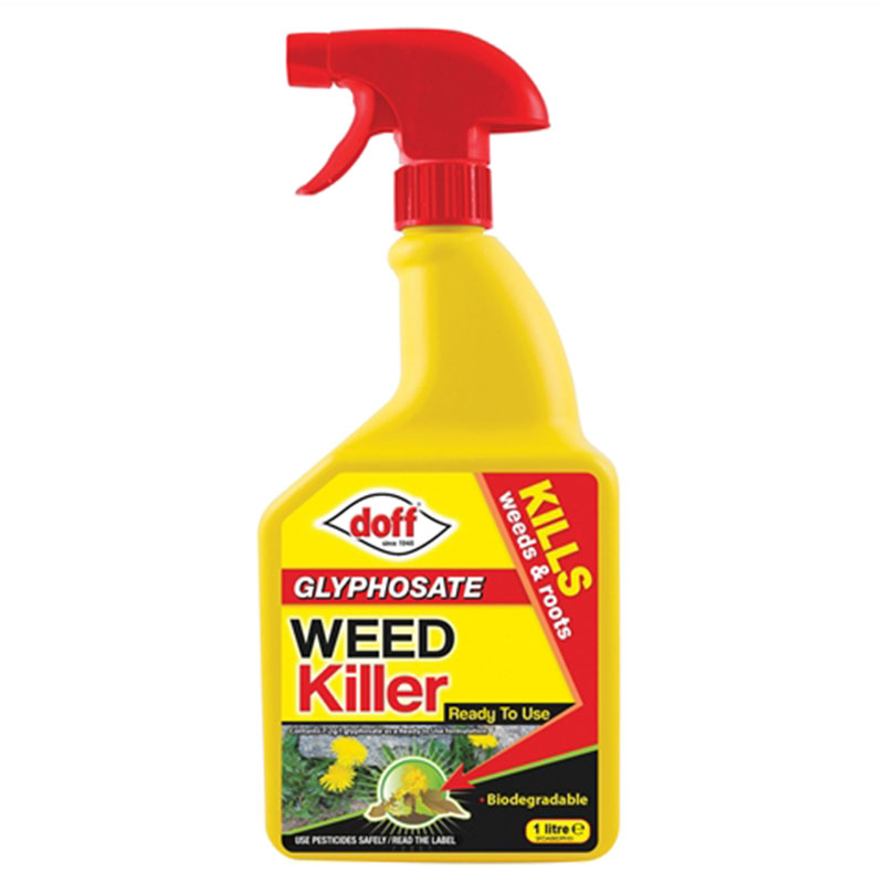 1 Litre Ready to use Weedkiller