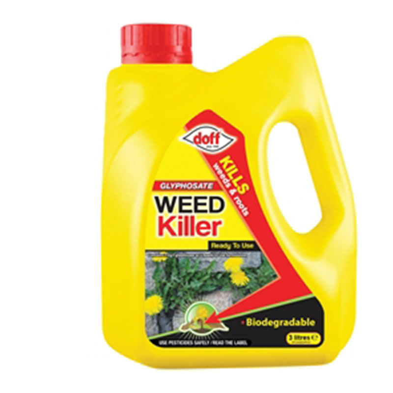 3 Litre Ready to use Weedkiller