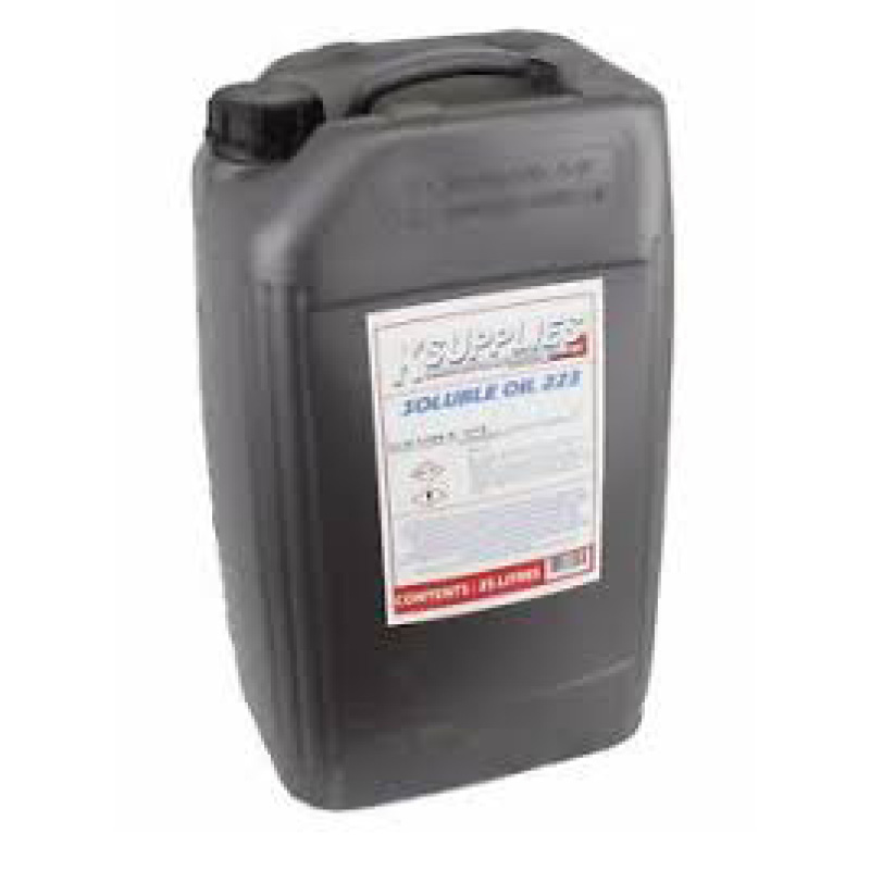 25 Litre Witham Qualube Water Soluble Cutting Oil