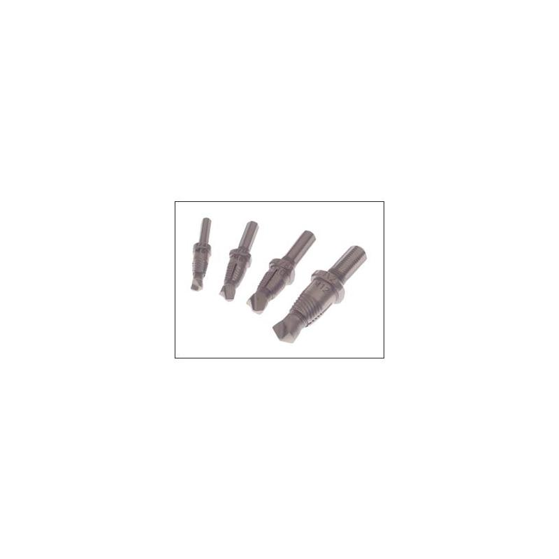 4 Piece Bolt Remover Kit (Drill Out) - M5 - M14