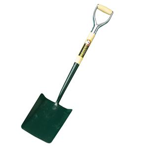 All Steel Steel Taper Mouth Shovel - MYD Handle