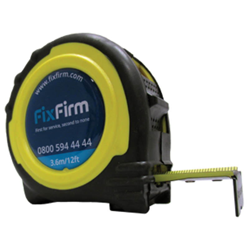 3m FixFirm Premium Tape Measure