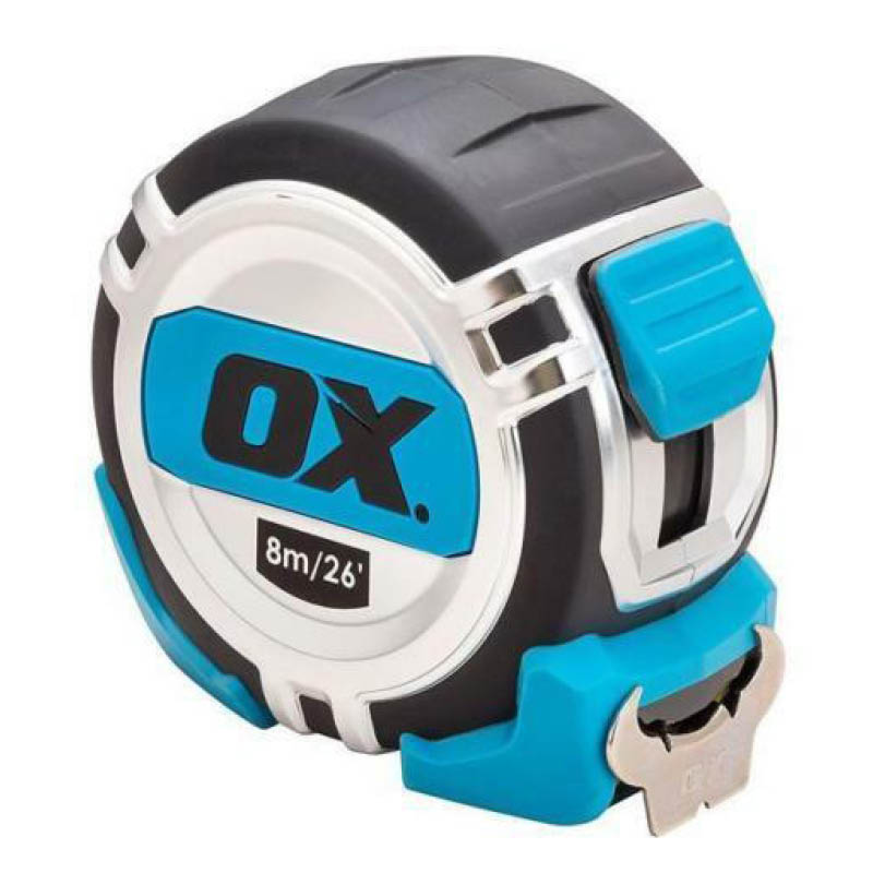 8mt OX Pro Series Tape Measure