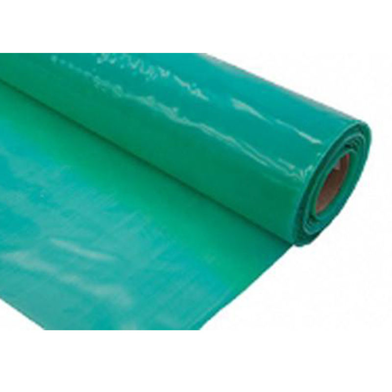 4mx50m 125mu/500g Visqueen Green Vapour Check Class 1 Barrier CE Mark to EN13984