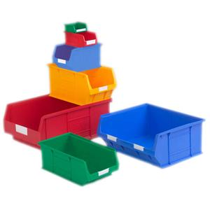 JRTC 2 Plastic Parts Storage Bins (Specify Colour)