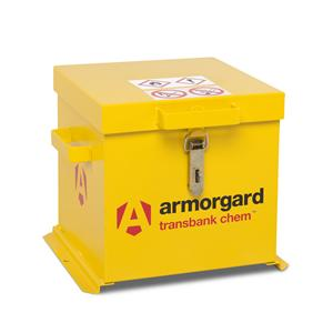 Armorgard TRB1C Transbank for Chemicals - 430x415x365 WxDxHmm
