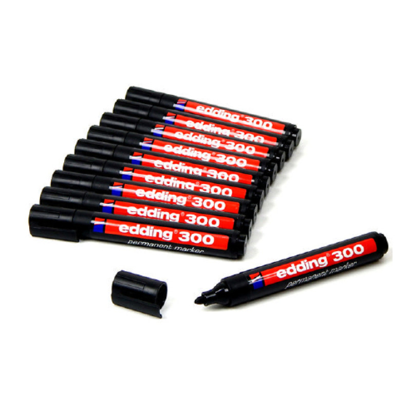 Permanent Marker Pens (pack of 10)