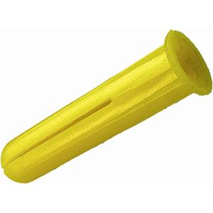 5mm Yellow Plastic Plugs