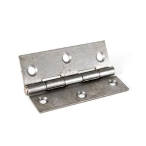 25mm 1838 Steel Butt Hinges - Self colour