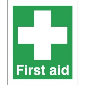 100x250mm First Aid - Self Adhesive