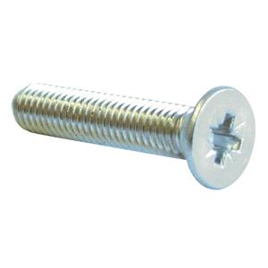 A2 Stainless Pozi Countersunk Machine Screws
