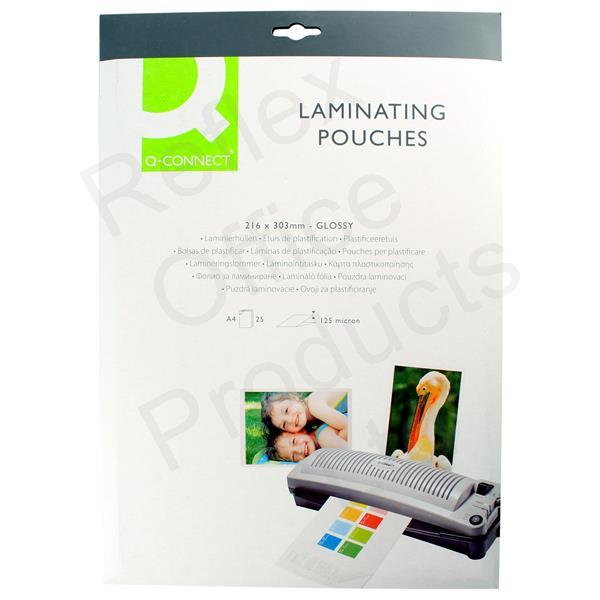 Fixfirm Laminating Pouches A4 150 Micron Pack of 100