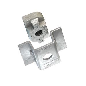 M6 AW6 Lindapter AlphaWedge Decking Fixings