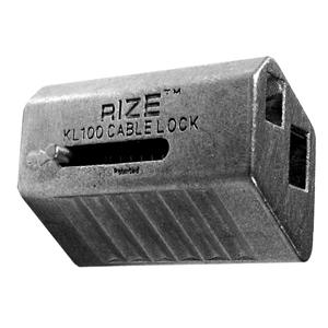 KL50 Rize Cable Lock (1.0mm Wire) SWL10kg