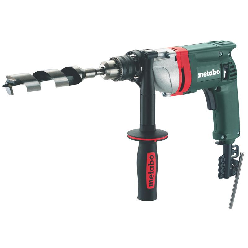Metabo BE 75-16 110V: Compact High Torque Rotary drill