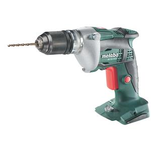Metabo BE 18 LTX 6 Drill, Body Only + MetaLoc