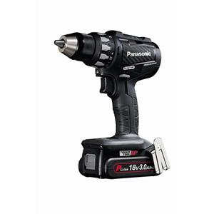 Panasonic EY74A2PN2G31  Dual Voltage Brushless Drill Driver  c/w 2 x 18v 3.0Ah batteries