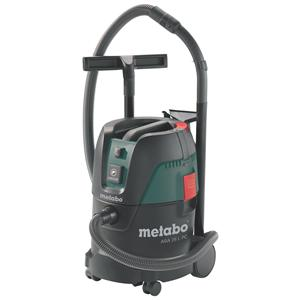 Metabo ASA 25 L PC 240V, 25Ltr, wet and dry vacuum cleaner with manual filter cleaning and Auto-takeoff (Dust Class L)