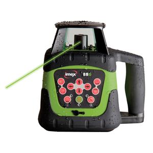 IO88G Imex Green Beam Self-leveling Rotating Laser