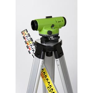 ILAR32KIT Imex Automatic Optical Level 32x Magnification, Kit comprises Auto Level, 5m V679-877 'E' staff & Dome Top Tripod