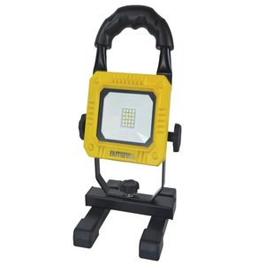 10W LED Rechargable Floor Flood Light 12v/240v