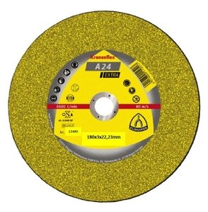 180x3.0mm Metal Cutting Disc Flat