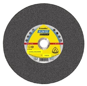 115x2.5mm Klingspor A24TZ High Performance Metal Cutting Discs