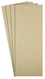 70x125mm 80g Hook and Loop Abrasive Strips