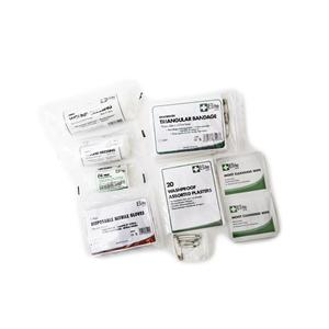 10 Person HSE First Aid Kit - Refill