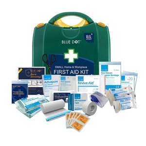 Premium BSI Compliant First Aid Kit - Small Content Size