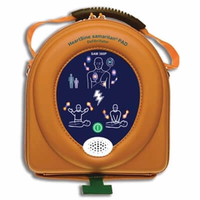 Fully Automatic AED defibrillator