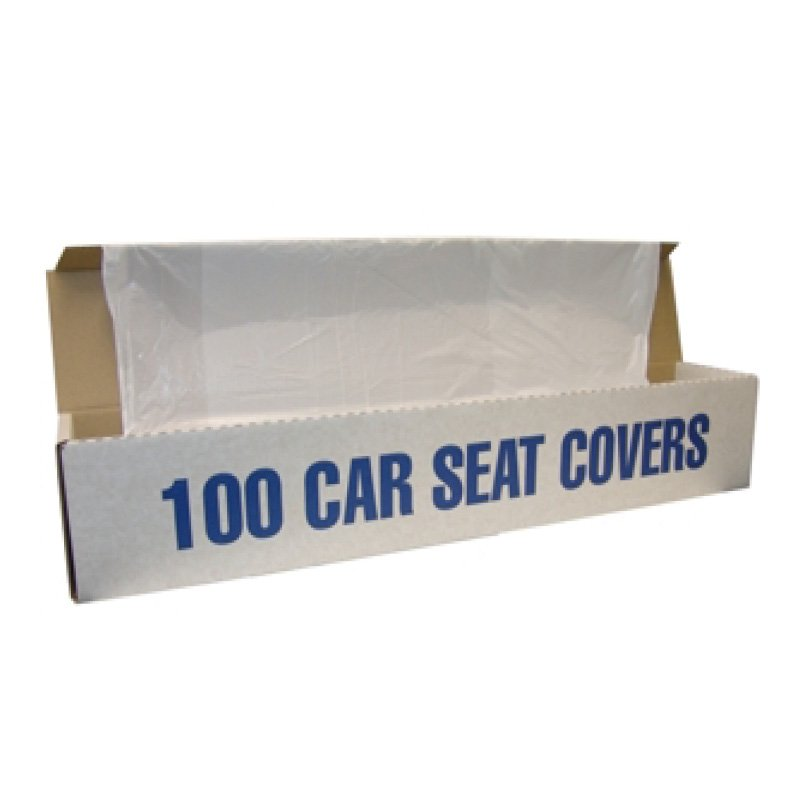 Car Seat Protection Covers (Box of 100)