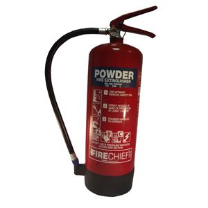 6kg FPP6 ABC Dry Powder Fire Extinguisher