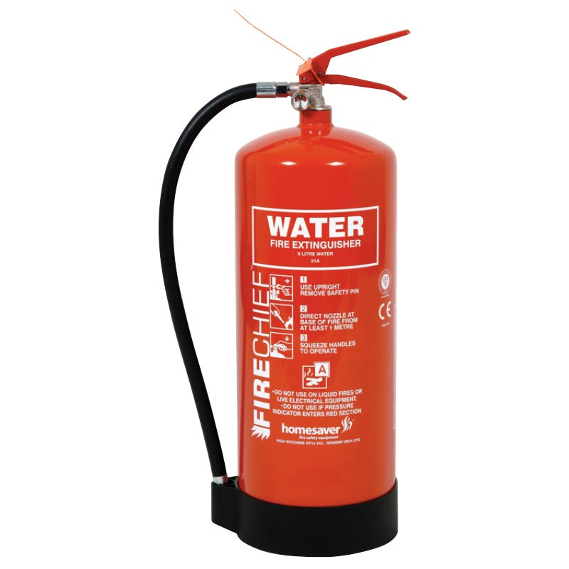 6 Litre FPW6 Water Fire Extinguisher