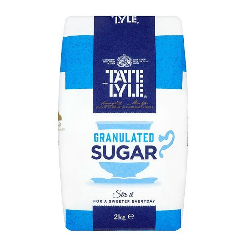 2kg Granulated Sugar