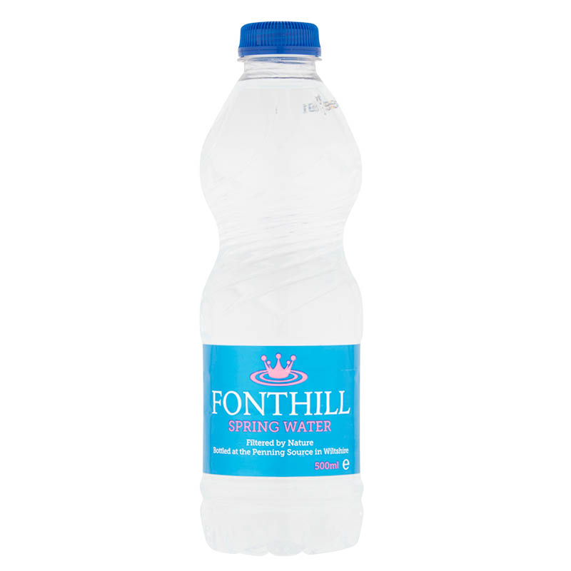 500ml Bottled Drinking Water (Cases of 24)