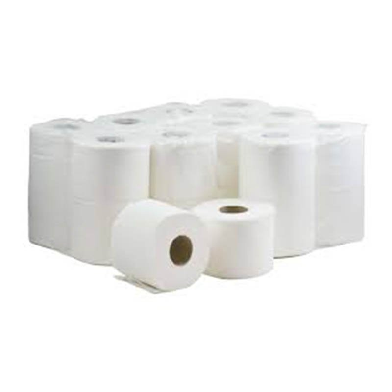 320 sheet Toilet Rolls - 2 Ply (Case of 36 Rolls)