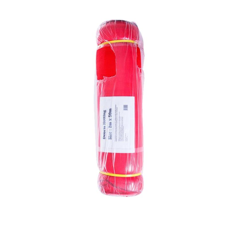 50x2m RED Debris Netting