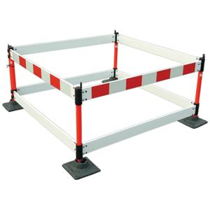 JSP Champion Barrier System - 1.25x1.25m Set