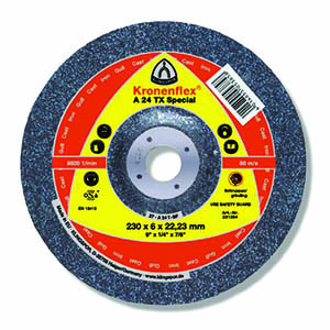 A24TX High Performance Metal Grinding Discs