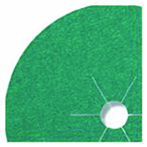 Ceramic Fibre Backed Sanding Discs