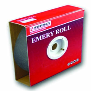 Emery Cloth-Tape Abrasive Rolls