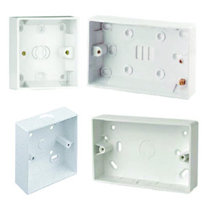 Switch and Socket Boxes