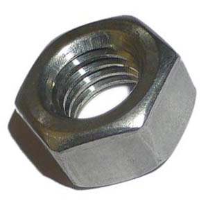 A2 Stainless Hexagon Full Nuts