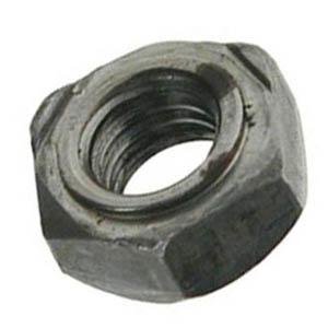 Self Colour Hexagon Weld Nuts DIN929