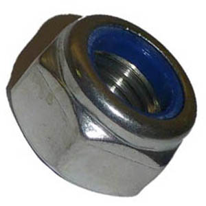 A4 316 Stainless Nylon Insert Nuts